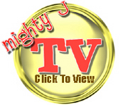 logo of mightyj music