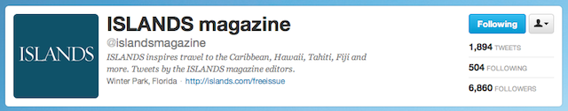 islands magazine twitter header