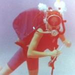 roxanne darling scuba diving
