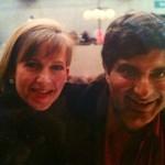 roxanne darling and deepak chopra in 1992