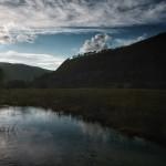 Lake gazing at Glendalough