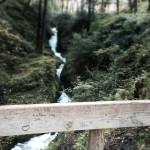 Waterfall and Graffiti