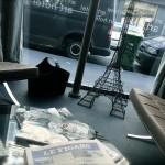 Art Hotel lobby in Paris