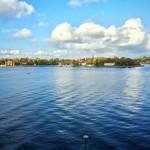 Water views in Stockholm