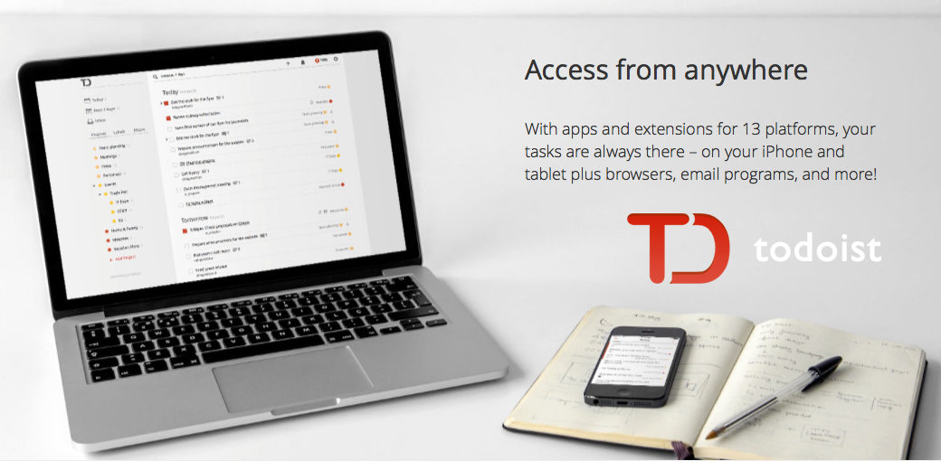 todoist review graphic