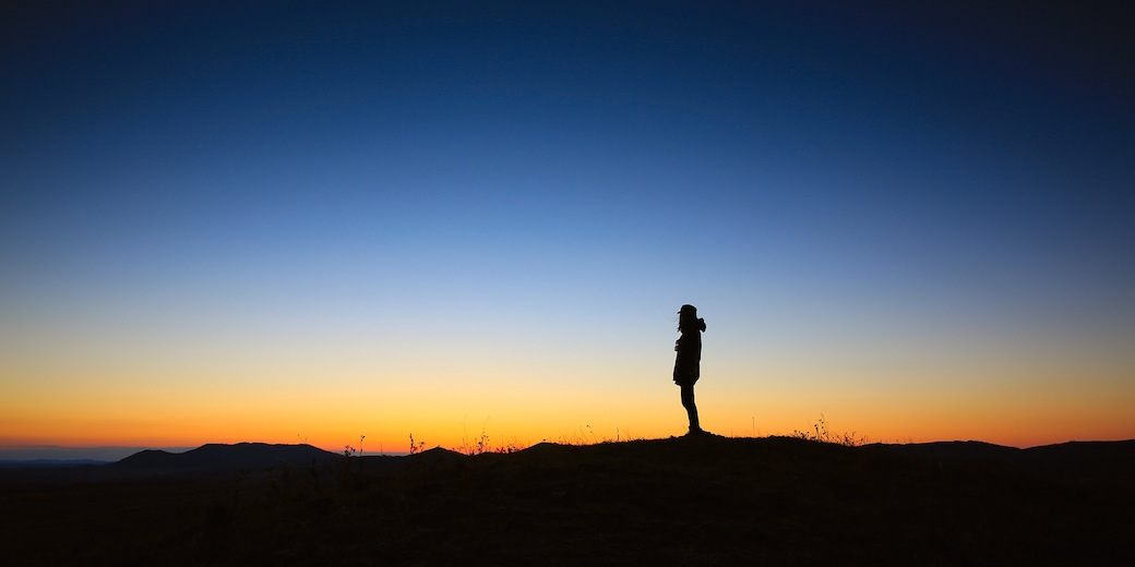 Sunrise Silhouette by Lee Scott on Unsplash